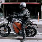 Brammo Enertia Bike
