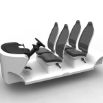 GEM Peapod – Seating