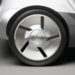 GEM Peapod – Wheel Detail