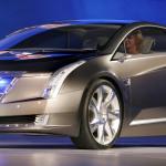 Cadillac Converj Concept Introduction at 2009 NAIAS