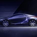 2009 Cadillac Converj Concept Computer Generated Image