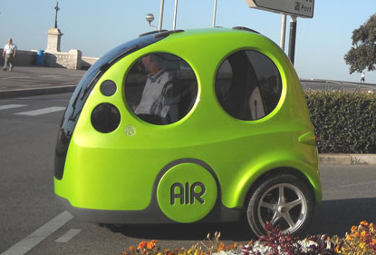 voiture air comprim l 39 airpod commercialis e greenunivers. Black Bedroom Furniture Sets. Home Design Ideas