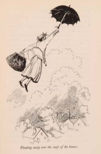 mary poppins by Mary Shepard 1934