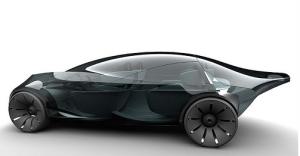 Airflow concept-car par Pierre Sabas