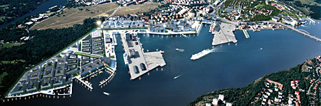stockholm seaporrt