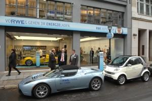 E-mobility store berlin