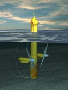 Technologie : Marine Current Energy