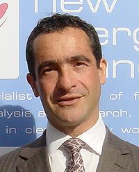 Michael Liebreich, PDG et fondateur de NEF