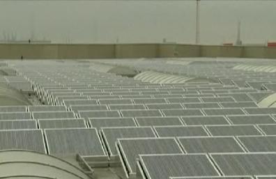 toit solaire posee par Invictus