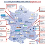 Industrie solaire France 2011-2012