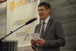 Laurent Giraud, président de Solarezo