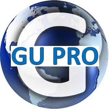 GU PRO logo