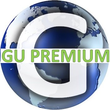 GU premium logo