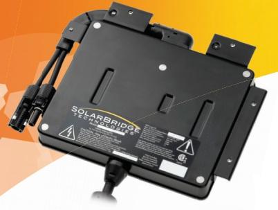 Levée de fonds pour SolarBridge et ses micro-onduleurs