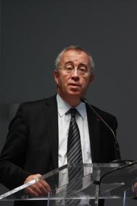 Luc Oursel, le président du directoire d'Areva. (Photo Anne-Claire Poirier)