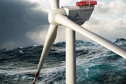 Areva - 5 MW © Windreich AG 2012