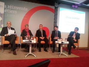 Conférence GreenUnivers, 31 janvier, Paris - Présentation du Panorama 2013 des Cleantech