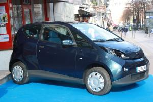 La Bluecar vraiment bleue pour être vendue aux particuliers.