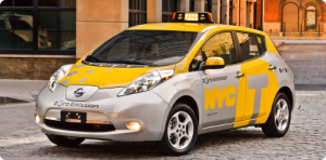 Crédits : New-York Taxi and Limousine Commission (TLC)