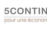 logo 5continents