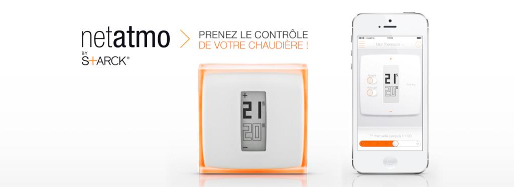 Thermostat Netatmo (DR)