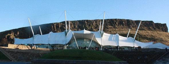 Earth Dynamic Center à Edimbourg