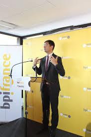 Nicolas Dufourcq, DG Bpifrance