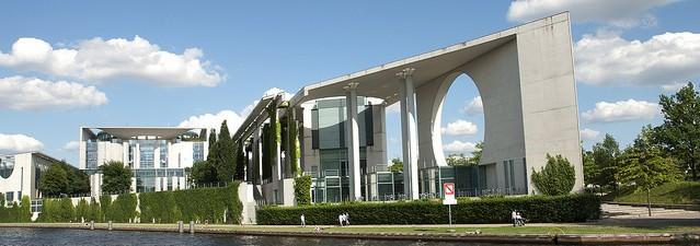 La chancellerie à berlin (Flicker / August Rode)