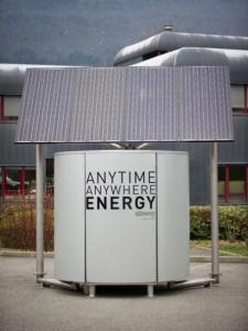 La solution d'autonomie énergétique d'Atawey (Crédit : Atawey)