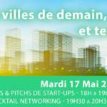 IE Club Les villes de demain, EnR et technologies de rupture
