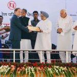 MNRE – FREPL Solar Developer Award 21 Sep 2013 – EB with PM2
