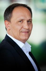 Thierry Carcel, DG de Fonroche Energie; (Crédit : DR)