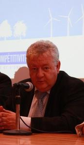 André Joffre à la conférence Derbi 2014