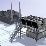 Turbomachine ORC