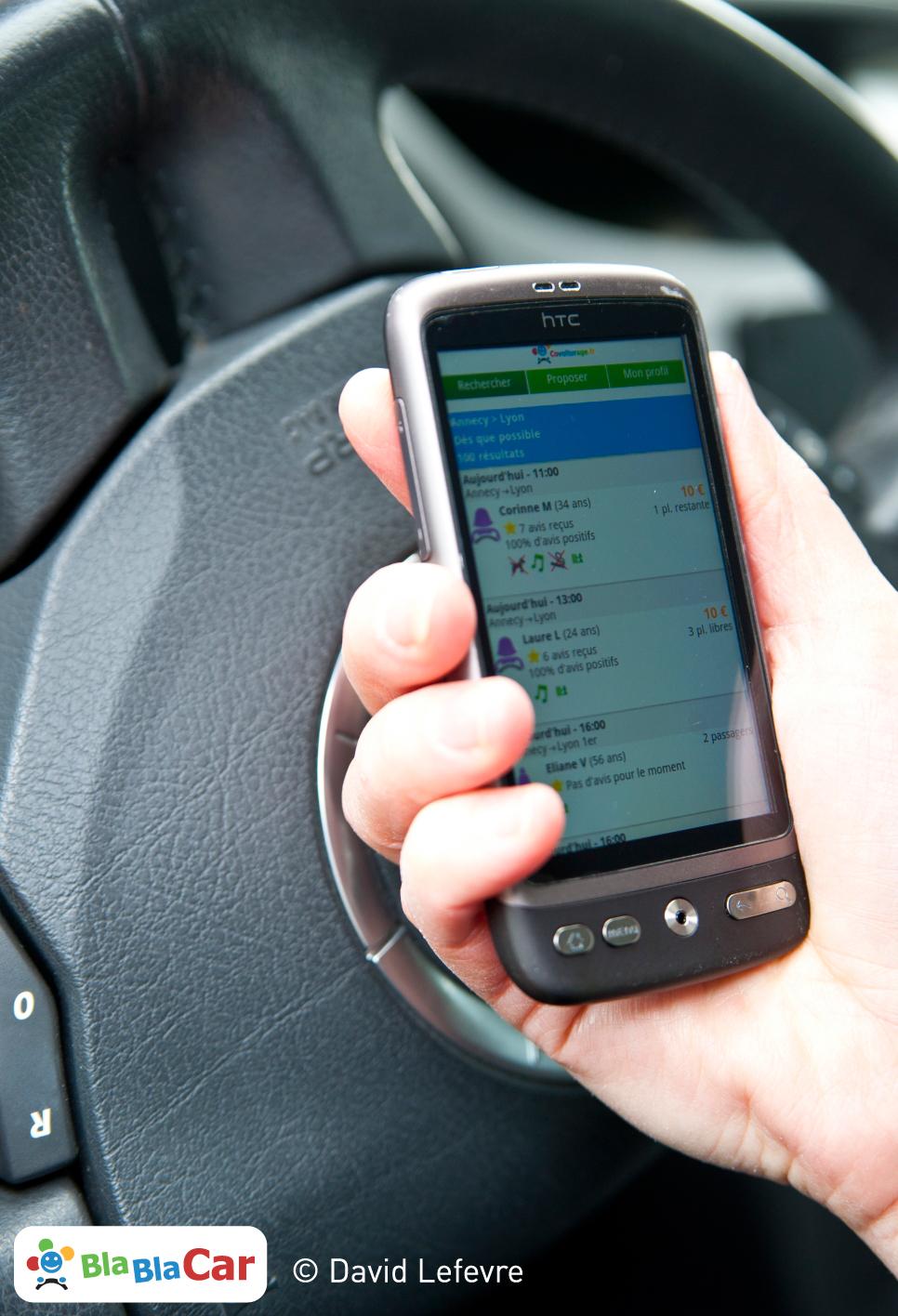 BlaBlaCar rachète son concurrent russe BeepCar