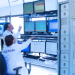 Alstom Smart Grid Excellence Center Inauguration-27 june 2013 in