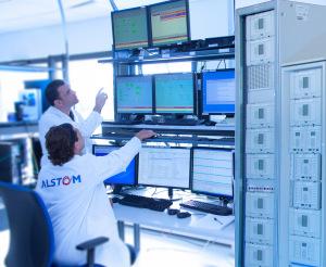 Alstom Grid emploie 17 000 personnes sur ses 87 sites de fabrication et d'ingénierie dans le monde. (Crédit : Alstom Grid)