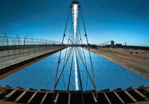 Areva a choisit de se positionner sur le solaire à concentration utilisant les miroirs de Fresnel