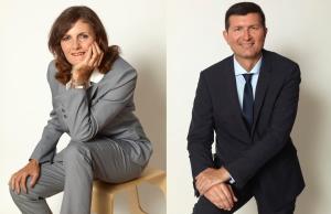 Patricia Savin et Yon Martinet