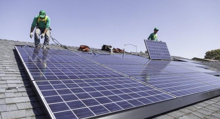 (Crédit : Solarcity)