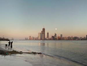 Abou Dhabi. (Crédit : Flickr/Panoramas)
