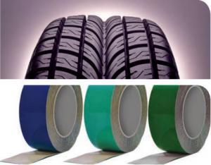 Les produits DRT entre dans la composition de pneus ou d'adhésifs. (Crédit : DR)