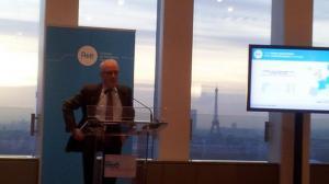 Le président du directoire de RTE, Dominique Maillard, a présenté ce matin les chiffres clés du bilan électrique 2014.