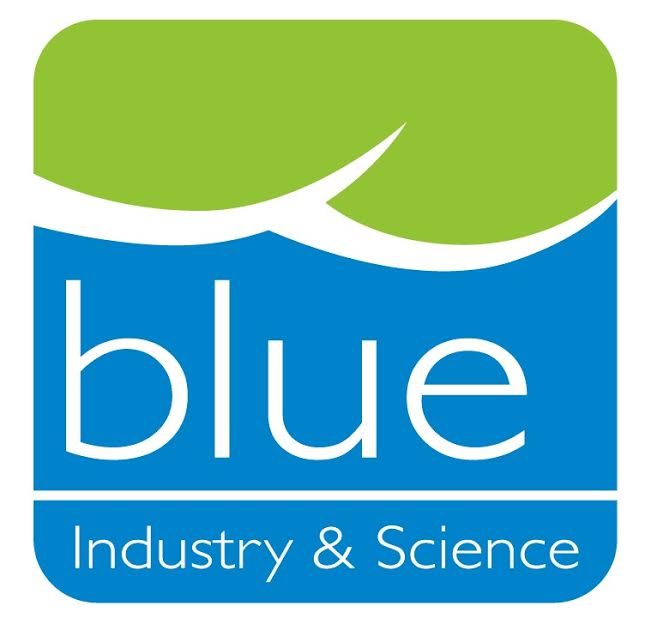 Blue industry and science