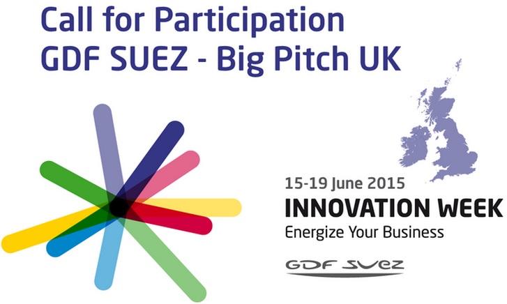 semaine innov GDF Suez UK