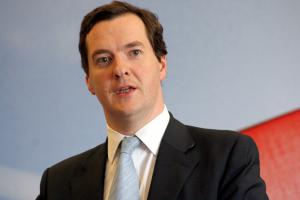 Le chancelier George Osborne a annoncé les coupes budgétaires le 4 juin. (Crédit : Flickr/altogetherfool)