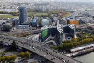 Bouygues immobilier participe au projet de réseau urbain intelligent, IssyGrid à Issy-les-Moulineaux. (Crédit : Bouygues Immobilier)