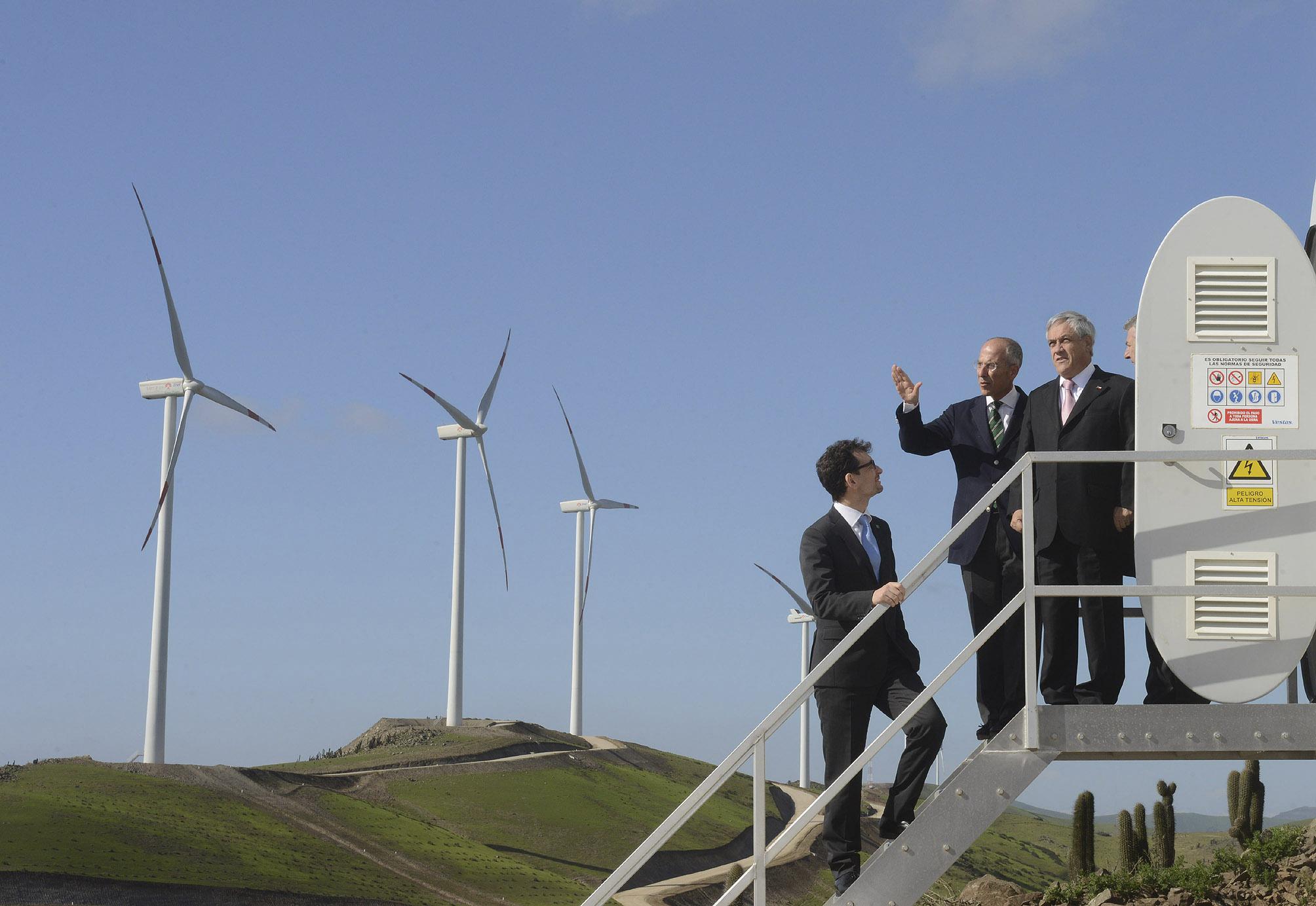 Enel intègre sa filiale EnR, de plus en plus stratégique