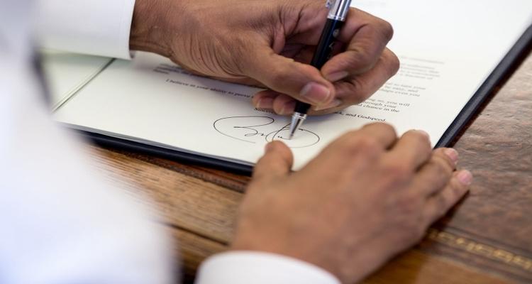 Crédit : White House,  Pete Souza