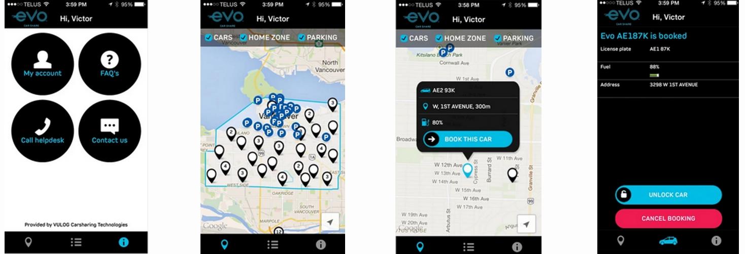 Vulog accélère avec un nouveau concept d'autopartage